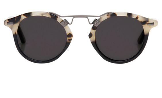 Alyssa's NOLA Pride Sunglasses