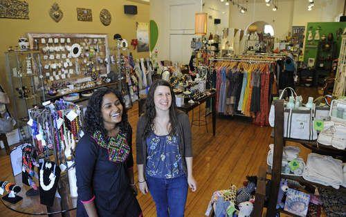 Social media help fair traders spread philosophy, spur sales - Chicago Sun-Times