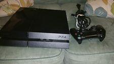 Sony PlayStation 4 (Latest Model)- 500 GB Black Console
