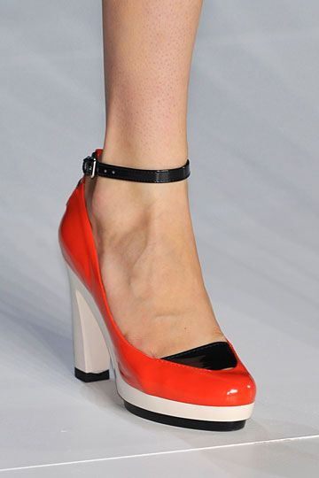 Marc by Marc Jacobs { Spring 2012 }: Fashion Oh Shoes, 2012 Shoes, Spring 2012, Shoes Shoes, Jacobs Spring, Groovy Shoes
