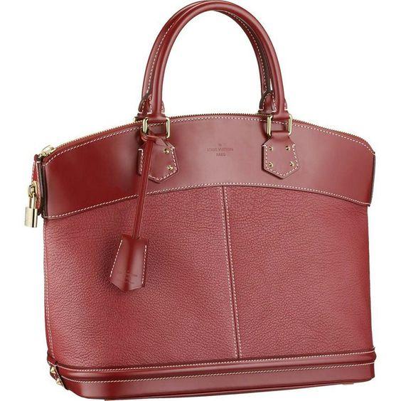 Louis Vuitton Women Lockit MM M95862 - Please Click picture to view ! discount 50% | Price: $261.44 | More Top LV handbags cheap: www.2013cheaplouisvuittonpurses.com/suhali-leather-handles/