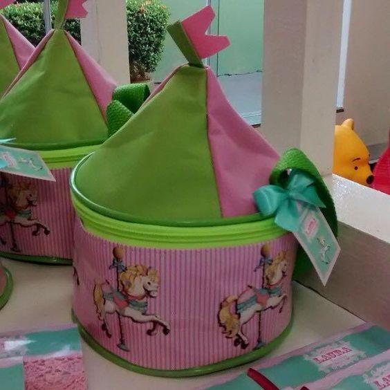 Tenda de Circo festa Circo menina