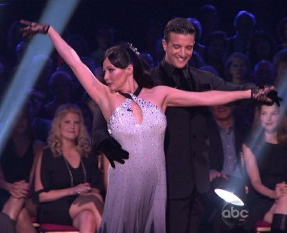 DWTS Season 10 Spring 2010 Shannen Doherty and Mark Ballas