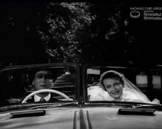 """GUTE NACHT, MARY (1950) Filmausschnitt """"Ich freue mich"""""""