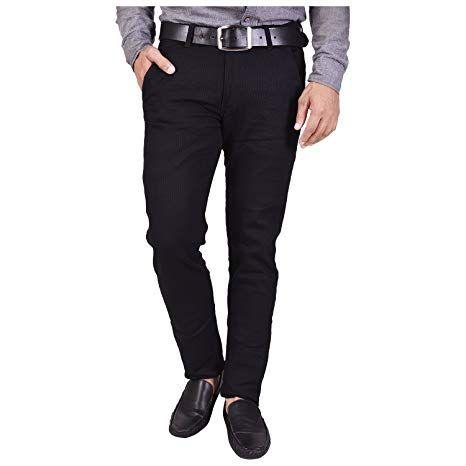 Nation Polo Club Men S Slim Fit Cotton Lycra Blend Casual Trouser Slim Fit Men Casual Trousers Slim Man