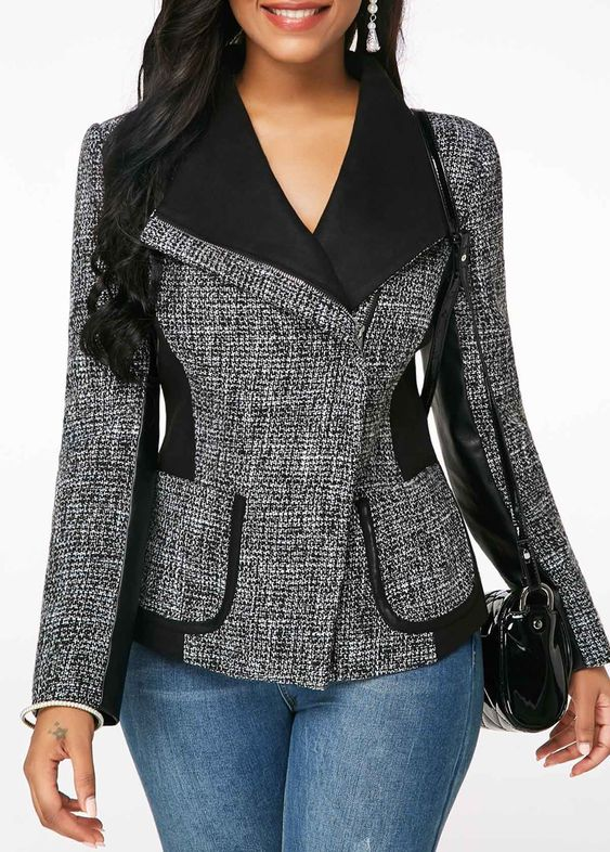 48 Women Jackets To Not Miss Today
