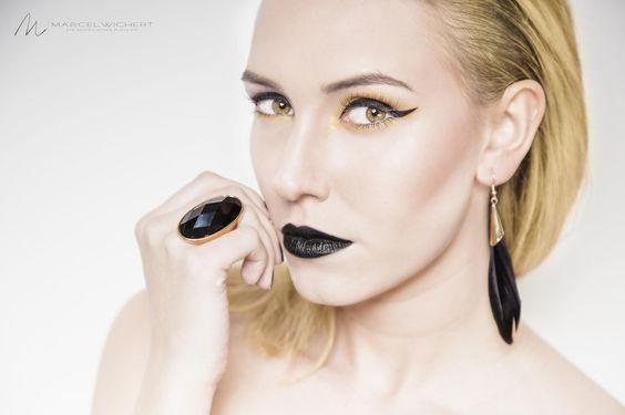 Black/Gold by Marcel Wichert on 500px