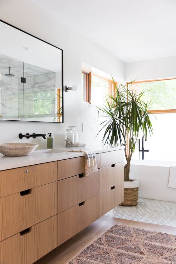 Beautiful bathroom ideas and inspiration - #bathroomdecor