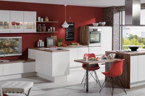 Nobilia Einbaukuche Mit Weissen Fronten Lassen Sie Sich Beraten Bei Mobel Preiss Nobilia Kuchen Kucheneinrichtung Innenarchitektur Kuche