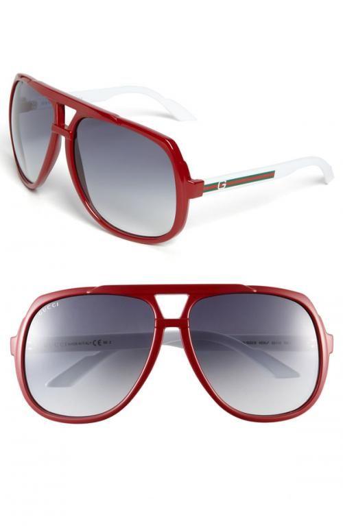 oakley aviators sunglasses for sale  gucci logo temple aviator sunglasses red white one