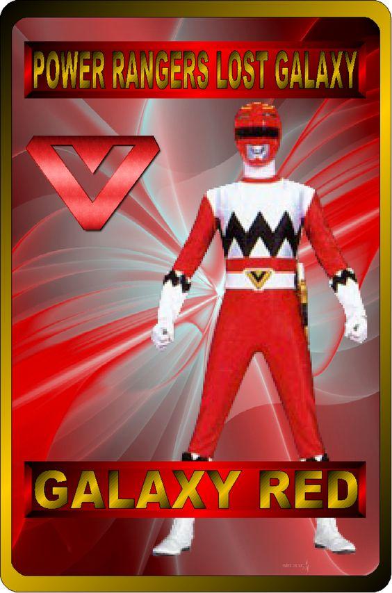 Galaxy Red by rangeranime on @DeviantArt
