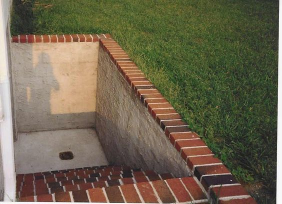 Outside basement entrance door remodeling ideas for Basement entrances