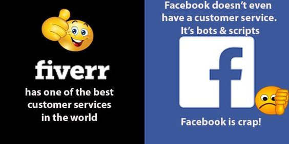 @mdjubairahmedhr : promoting888 : RT ivideo888: #fiverr has the best #customerservice in the #world #Facebook https://t.co/AqqPvt4Kax) https://t.co/Ck197kpnnU