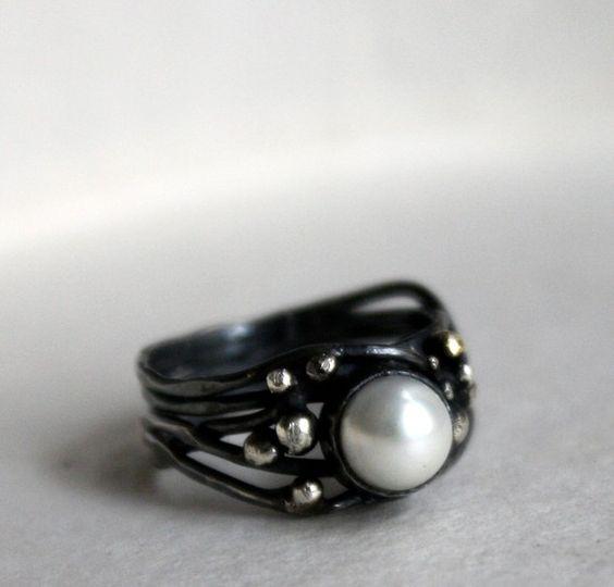 Pretty in pearl.