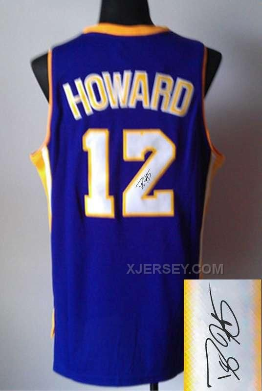 http://www.xjersey.com/lakers-12-howard-purple-signature-edition-jerseys.html Only$35.00 #LAKERS 12 HOWARD PURPLE SIGNATURE EDITION JERSEYS #Free #Shipping!
