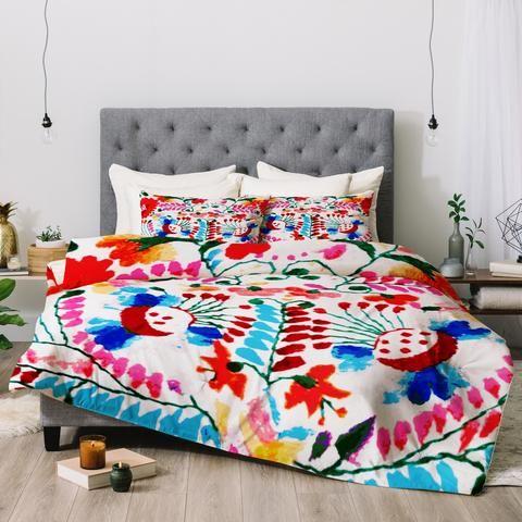 Deb Haugen Mexican Surf Trip Bed In A Bag | Linen bedding ...