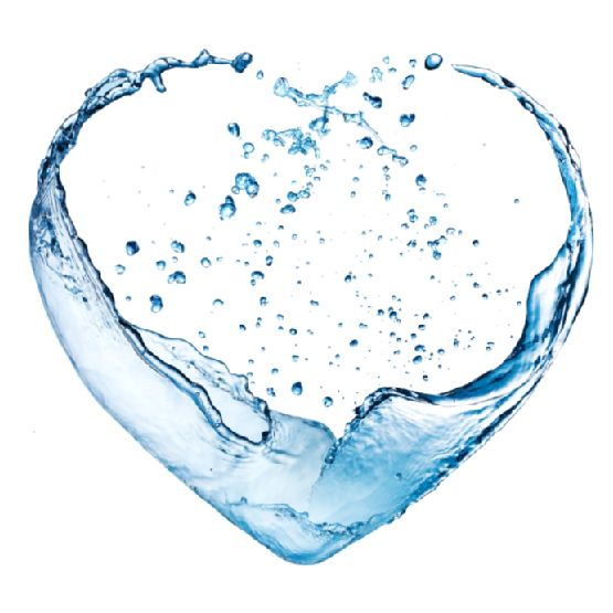 Water heart | Hearts | Pinterest | Heart, Water and Ocean