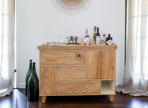 Seed Furniture — Credenzas/Sideboards -- Better Living Through Design Multi use!