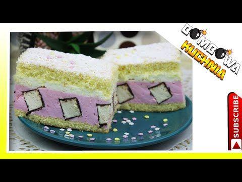 Ciasto Flaming Bombowa Kuchnia Youtube Desserts Vanilla Cake Cake