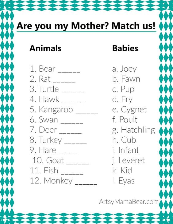 baby trivia games free printables with answers html autos post 2000 toyota tacoma service manual download 2003 toyota tacoma service repair manual