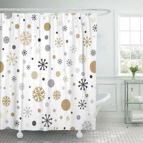 Weneoo La Shower Curtain Set Waterproof Adjustable Polyes Https Www Amazon Com Dp B07h1v2d9s Ref Cm Sw Shower Curtain Sets Shower Curtain Polyester Fabric