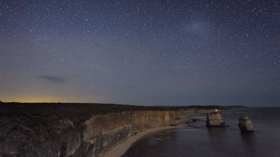Ocean Sky by Alex Cherney. At a star party in August 2009 I took my first long exposure photograph of the night sky. I was so thrilled with the results that I dedicated most moonless weekends since then to photographing two things I love the most in nature - the night sky and the Ocean.