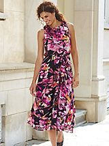 Ruffle Trim Dress | Blair