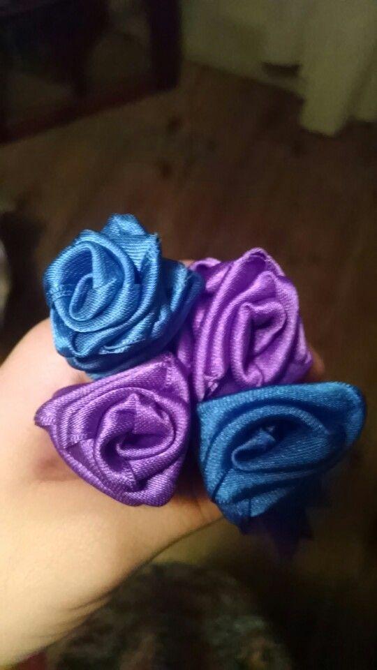 Flores de Raso