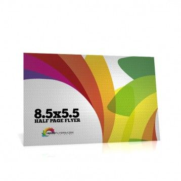 8.5x5.5 Half page flyer http://miamiflyers.com/8-5x5-5-half-page ...