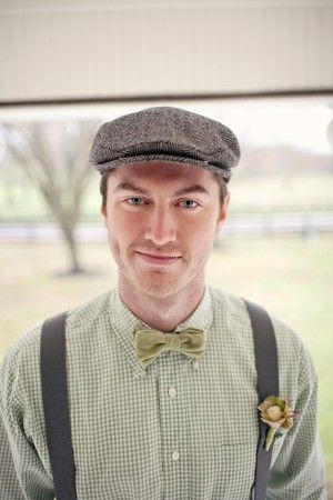 Nice hat, actually the whole style, casual style... I wonder if Josh would be willing to wear a hat like this ???