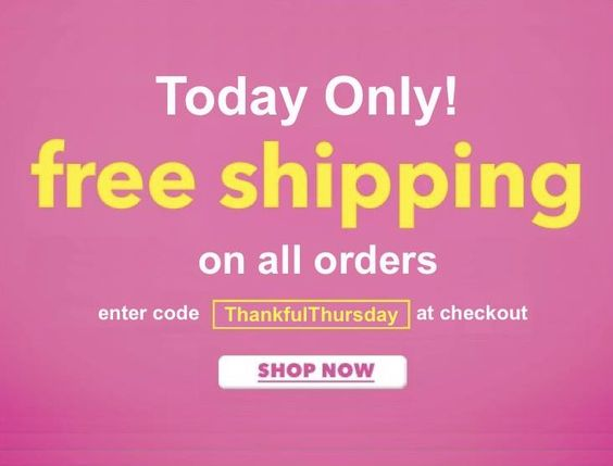 FREE SHIPPING ON ALL COOKIE CUTTER ORDERS today - 11/5/2015 12:01am-11:59pm EST. use promo code: ThankfulThursday  #cookiecutters #cookies #cookiecutter #holidays