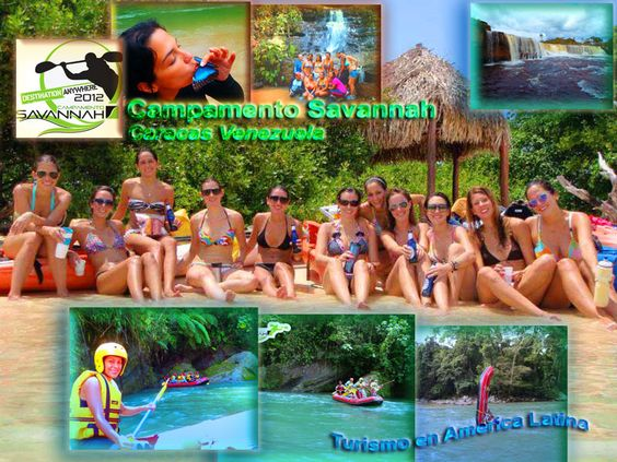 Campamento Savannah - Caracas
