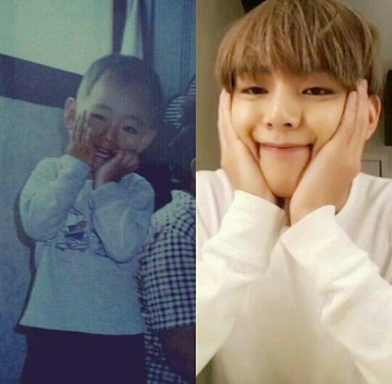 Baby V Amp Bts V So Cute Bangtan Boys Bts Pinterest Babies Bts And So Cute