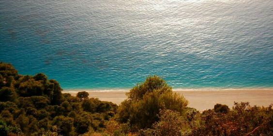 Lefkada Ionian island