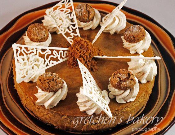 Pumpkin Cheesecake - YouTube