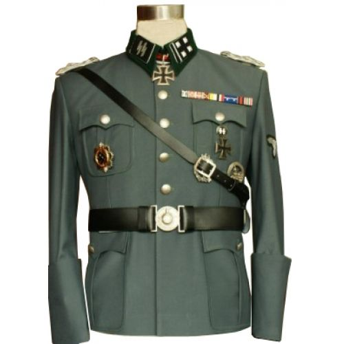 German Uniform Costume 107