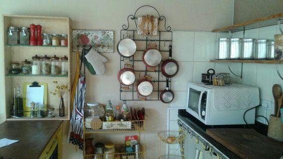 Cozinha - Bernardete