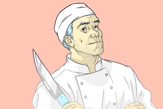 Шеф-повар ресторана