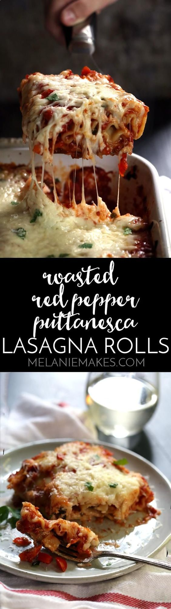 comfort food? Look no further than my Roasted Red Pepper Puttanesca ...