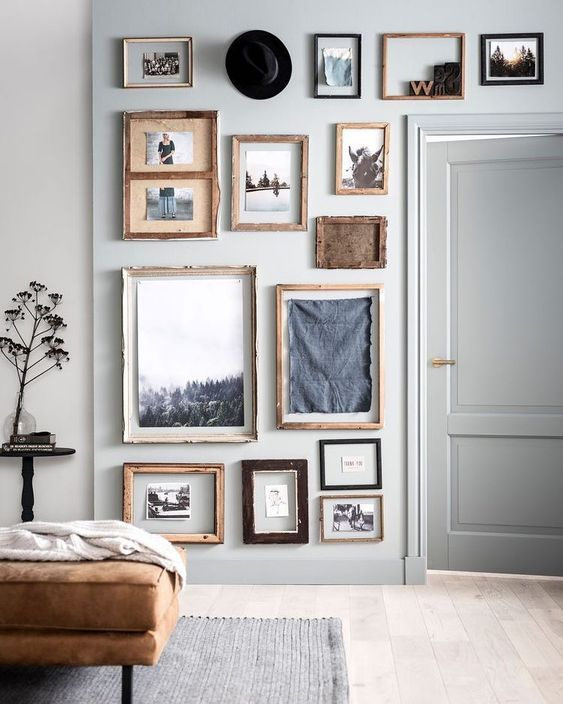 Get The Look Vintage Artwork Gallery Wall Decor Gallery Wall
