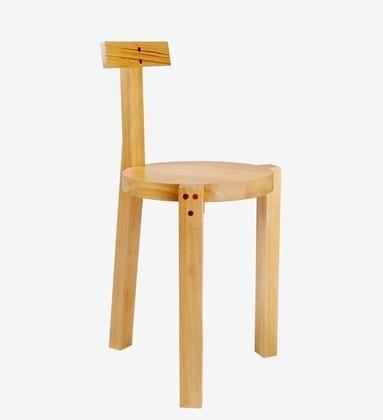 Cadeira Girafa - Design: Lina Bo Bardi, Marcelo Ferraz e Marcelo Suzuki