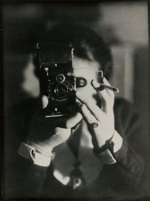 Germaine Krull, Self-Portrait, ca 1930
