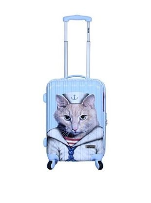 Pets Factor Hartschalen Trolley PET 50 cm (azurblau)