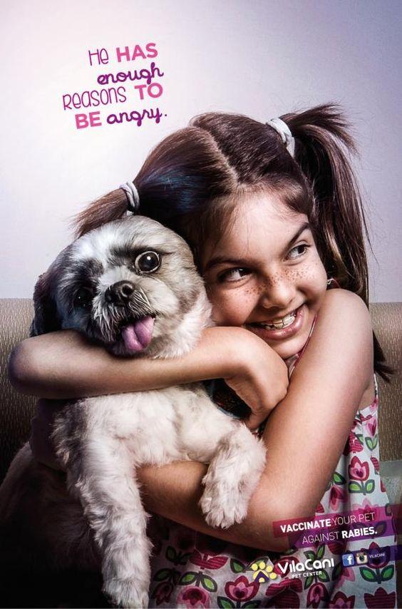 Villa Cani Pet Center: Girl