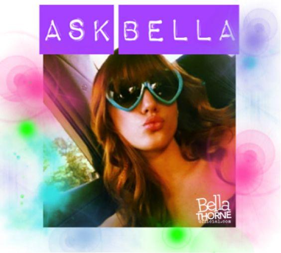Ask Bella Thorne