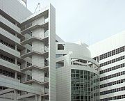 Richard Meier - City Hall & Central Library - The Hague Netherlands