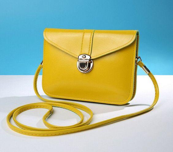 2017 New arrival Women messenger bags Vintage style PUsoft leather handbag  Sweet cute Cross body handbags c33338825a