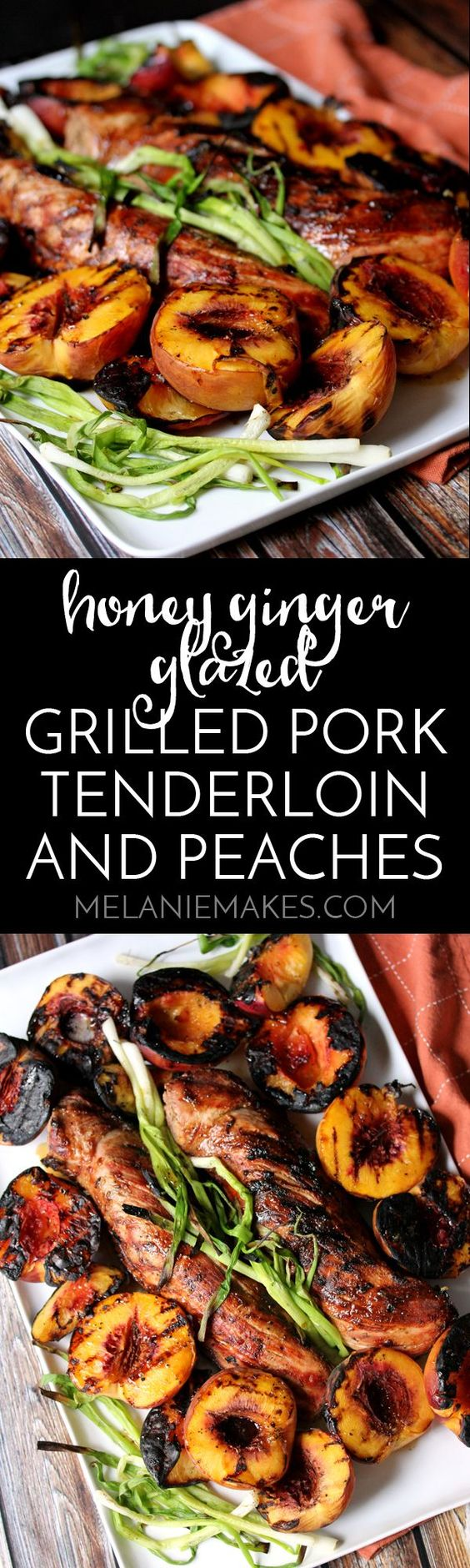 pan grilled ginger honey pork tenderloin recipes dishmaps pan grilled ...