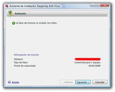 Descargar Kaspersky Anti-Virus Original Gratis