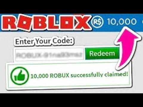 Free Robux Promo Code Gives You 1000000 Robux No Bc No Password